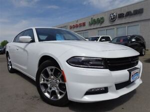 2016 Dodge Charger SXT--All Wheel Drive--High Drive Alberta--