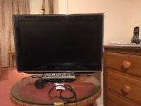 Toshiba 21 inch TV and combined DVD