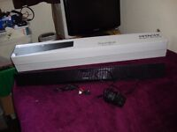 HITACHI Sound Bar with romote control