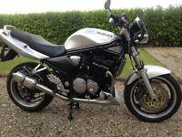 2001 Suzuki 1200 bandit,lots of money spent,very very tidy bike(Yamaha.kawasaki.honda)