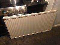 Single panel radiator 1280 x 750mm, old style