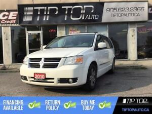 2010 Dodge Grand Caravan SXT ** Low KMs, Remote Start, Well Equi