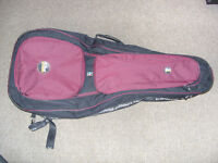 Tribal Planet gig bag soft/hard case for acoustic or big body electric guitar
