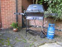 East to use gas Bar b Q