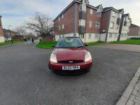 ford Fiesta 1.4 petrol low milage 2002