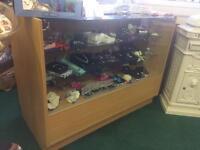 Glass Display Counter (shop closing)