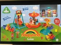 ELC Happyland funfair set New and Sealed