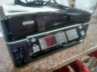 Epsom scanner printer