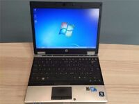 HP EliteBook 2540p , 120GB hdd ,i7 - 2.13GHz, 4Gb ram, Win 7