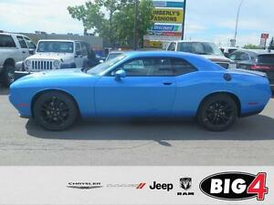 2016 Dodge Challenger SXT Plus, Leather, Camera, Sensors, 305HP