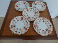 Wellington China side plates