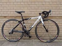 "Carrera Vanquish 18"" Aluminium Road Bike AS NEW!!"