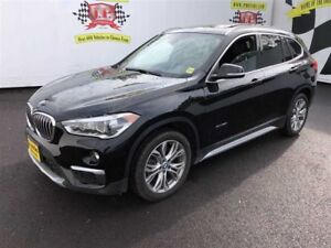 2017 BMW X1 xDrive28i, Auto, Leather, Panoramic Sunroof, AWD
