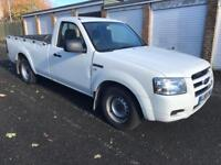 Ford ranger single cab pick up 2.5 tdci 56 plate spares or repairs export