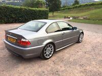 BMW 320cd m sport... full service history