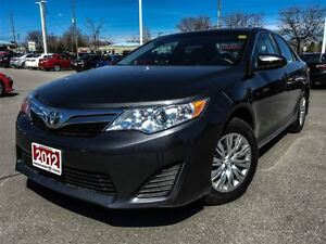 2012 Toyota Camry LE-LOW KMS!
