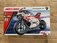 Meccano Motorbike - Desmosedic GP (Age 10+) NEW/UNOPENED - £20