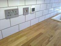 bathroom, kitchen installer . tiling, flooring, painter, fence, refurbishment, decking, paving