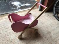 Kids play pram / pushchair / buggy