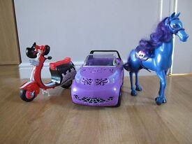 Monster High Toys