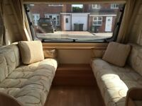 Bailey Orion 530-6. Immaculate caravan with over £1500 extras and balance of manufacturers warranty