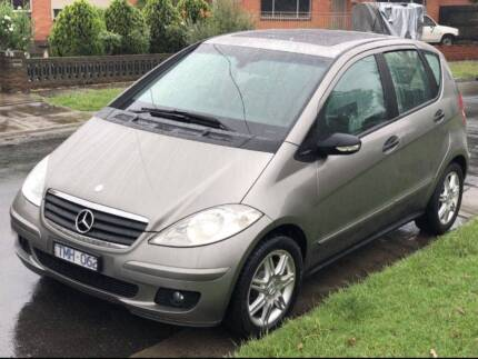 2006 MECEDES A170 REGO UNTILL 04/2018 Campbellfield Hume Area Preview