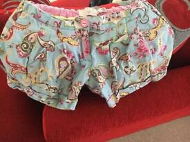 Girls joules shorts