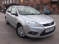 59 plate - new shape - Ford focus econetic - 1.6 diesel - £30/year road tax - full service history