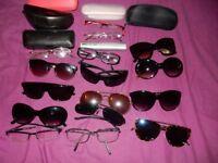 job lot/ bulk buy 16+ sun glasses and various