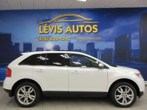 2013 Ford Edge LIMITED ÉDITION AWD GPS TOIT PANORAMIQUE 55400 KM