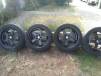 VW T5, 20 inch alloys, Vivaro, BMW
