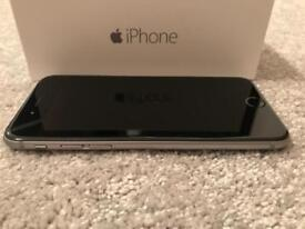 iPhone 6 16GB little used, almost new
