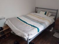 2x Beds, 2x wardrobes, 2x chest of drawers & 2x sidetables for sale