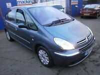 2006 CITROEN XSARA PICASSO 2.0 EXCLUSIVE, AUTOMATIC, HPI CLEAR, SERVICE HISTORY, DRIVES VERY NICE
