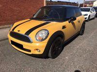 Mini One 1.4 Hatch 3 door - 2007, 2 Owners, 2 Keys, MOT December 2017, TRADE SALE ONLY! £1795