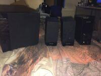 Microlab FC360 2.1 Speakers