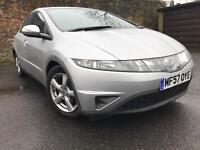 Honda Civic 1.8 Automatic- Low Mileage - 12 Months Mot