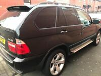 BMW X5 2004 Private plate
