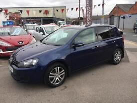 VW Golf Plus 1.6 TDI *** ONLY £20 ROAD TAX *** 67 MPG! ***
