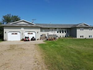 Executive Home/House on Acreage North Battleford