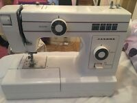 Janome Electric Sewing Machine Model 105