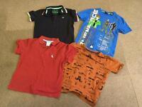 Boys 6-7 T-shirts bundle