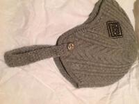 Chanel Knitted Beany Hat