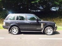 Immaculate Land Rover Range Rover 3.0 Td6 Vogue 5dr auto. TRADE IN CONSIDERED, CREDIT CARDS ACCEPTED