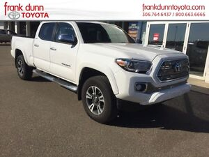 2016 Toyota Tacoma 4WD Double Cab V6 Limited PST PAID
