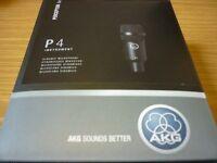 AKG P4 Instrument Microphone
