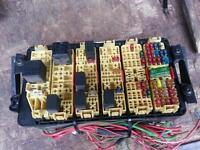 Fuse Box iveco 3.5, Complete fuse box