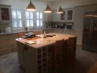 joiner, kitchen and bathrooms all types of joinery work