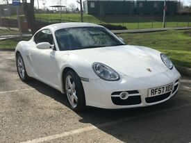 Porsche Cayman 2.7 2008 32600 genuine miles DONT MISS THIS ONE
