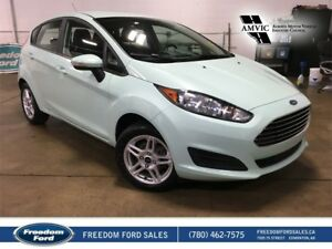 2017 Ford Fiesta Heated Seats, Air Conditioning